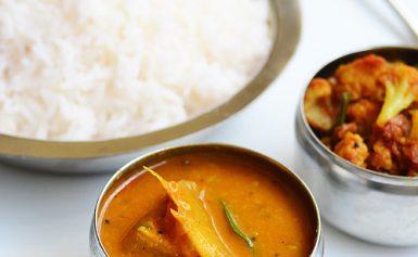 மாங்காய் சாம்பார் செய்முறை, mangai sambar